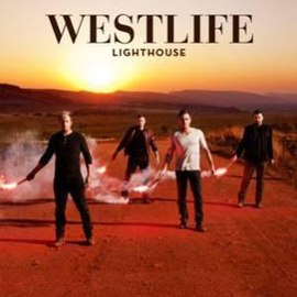 Обложка сингла Westlife «Lighthouse» (2011)