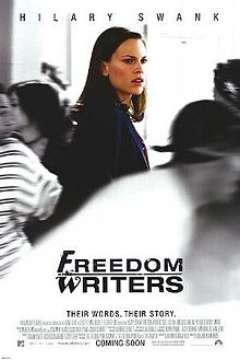 Poster of the movie Freedom Writers.jpg
