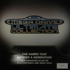 Обложка альбома  «SEGA Mega Drive Ultimate Collection Limited Edition Vinyl Soundtrack» (2009)