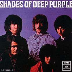 Обложка альбома Deep Purple «Shades of Deep Purple» (1968)