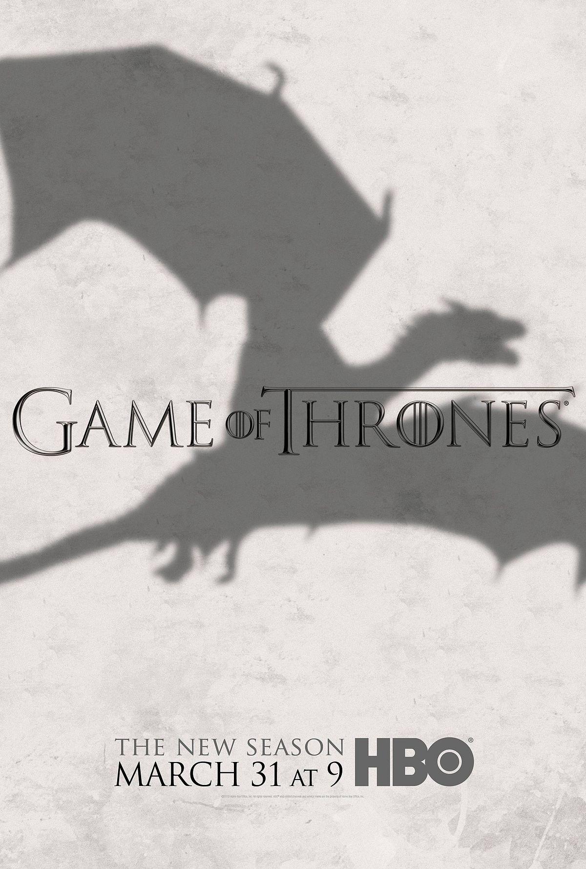 Игра престолов (3-й сезон)