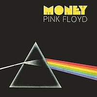 Обложка сингла «Money» (Pink Floyd, 1973)