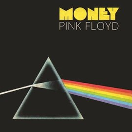Обложка сингла Pink Floyd «Money» (1973)