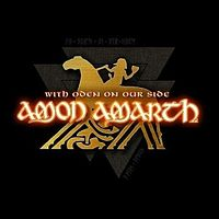Обложка альбома Amon Amarth «With Oden on Our Side» (2006)