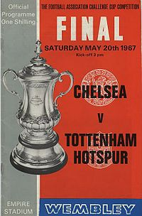 1967 FA Cup Final programme.jpg