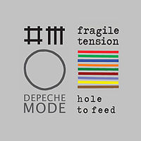 Обложка сингла «Fragile Tension» / «Hole to Feed» (Depeche Mode, 2009)