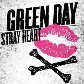 Обложка сингла Green Day «Stray Heart» (2012)