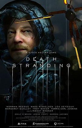 Death Stranding — Википедия