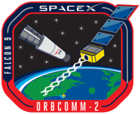 Orbcomm-G2 mission 2 patch.png