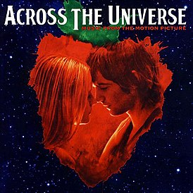 Обложка альбома «Across the Universe [Original Soundtrack] Across the Universe [Deluxe Version]» ()