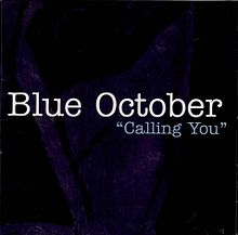 Calling you blue october for 18th floor balcony by blue october