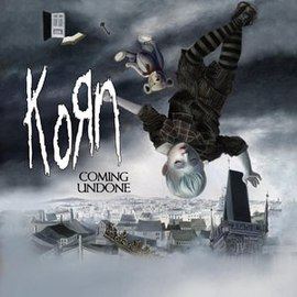 Обложка сингла Korn «Coming Undone» (2006)