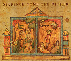 Обложка альбома Sixpence None the Richer «Sixpence None the Richer» (1997)