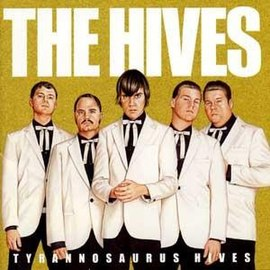 Обложка альбома The Hives «Tyrannosaurus Hives» (2004)