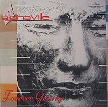 Обложка альбома Alphaville «Forever Young» (1984)