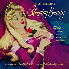Обложка альбома Джорджа Брунса «Sleeping Beauty (Original Motion Picture Soundtrack)» ()