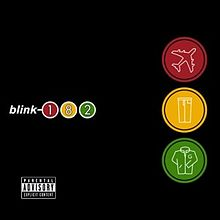 Обложка альбома Blink-182 «Take Off Your Pants and Jacket» (2001)