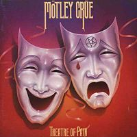 Обложка альбома Mötley Crüe «Theatre of Pain» (1985)