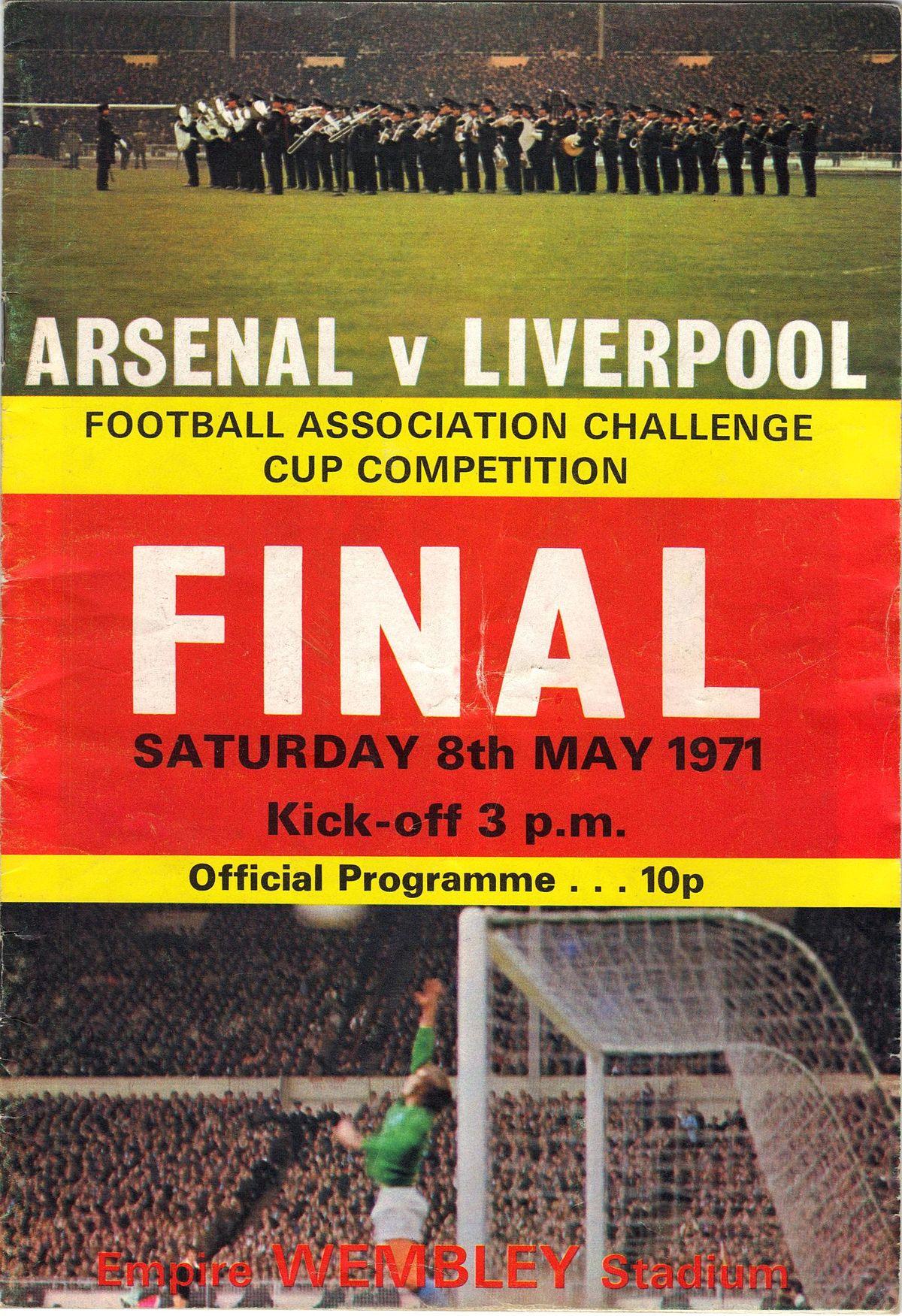 Финал Кубка Англии по футболу 1971 — Википедия