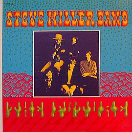 Обложка альбома Steve Miller Band «Children of the Future» (1968)