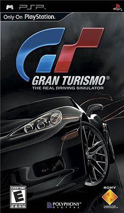Новый геймплей Gran Turismo PSP