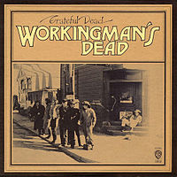 Обложка альбома Grateful Dead «Workingman's Dead» (1970)