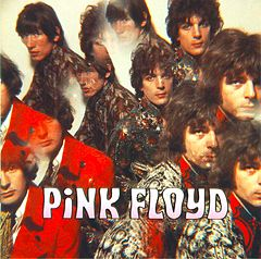 Обложка альбома Pink Floyd «The Piper at the Gates of Dawn» (1967)