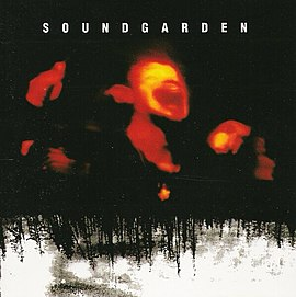 Soundgarden's Superunknown album cover (1994)