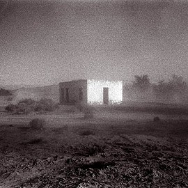 Обложка альбома Godspeed You! Black Emperor «'Allelujah! Don't Bend! Ascend!» (2012)