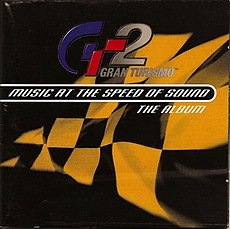 Обложка альбома Various Artists «GT2: Music at the Speed of Sound» (2000)