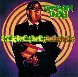 Обложка альбома Green Day «Bowling Bowling Bowling Parking Parking» (1996)