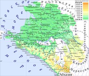 Краснодарский край - субъект Российской Федерации на юге Европейской части России, входит в состав Южного...