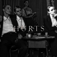 Обложка сингла «Better Than Love» (Hurts, 2010)