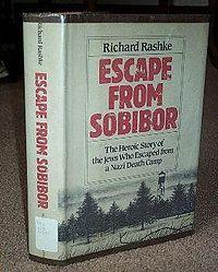 Побег из собибора книга