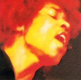 Обложка альбома The Jimi Hendrix Experience «Electric Ladyland» (1968)