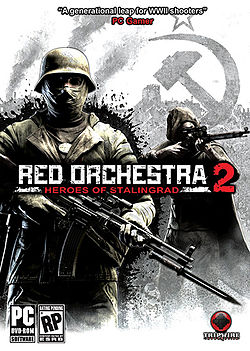 Red Orchestra Heroes of Stalingrad (обложка диска).jpg