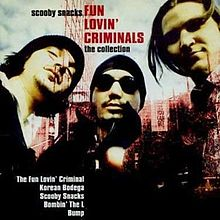 Обложка альбома Fun Lovin' Criminals «Scooby Snacks: The Collection» (2003)