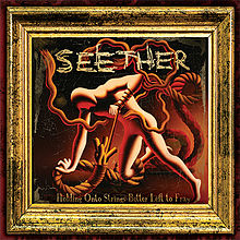 Обложка альбома Seether «Holding Onto Strings Better Left to Fray» (2011)