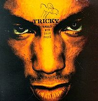 Обложка альбома Tricky «Angels with Dirty Faces» (1998)