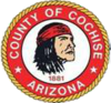 Cochise County, Arizona seal.png