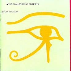 Обложка альбома The Alan Parsons Project «Eye in the Sky» (1982)