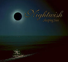 Обложка сингла «Sleeping Sun» (Nightwish, 2005)