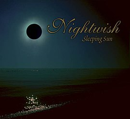 Обложка сингла Nightwish «Sleeping Sun» (2005)
