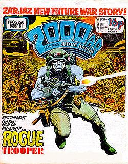 Компьютерные игры по комиксу rogue trooper