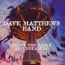 Обложка альбома Dave Matthews Band «Under the Table and Dreaming» (1994)