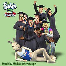 Sims 2 скачать торрент университет