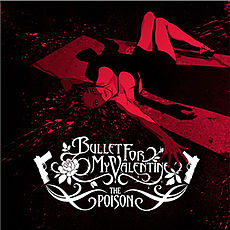 Обложка альбома Bullet for My Valentine «The Poison» (2005)
