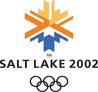Эмблема Зимних Олимпийских игр 2002