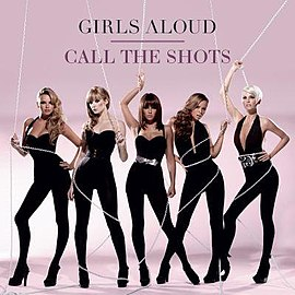 Обложка сингла Girls Aloud «Call the Shots» (2007)