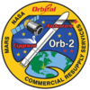 Cygnus CRS Orb-2 patch.png